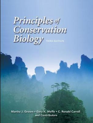 Principles of Conservation Biology (Paperback)