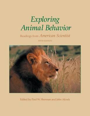 Exploring Animal Behavior: Readings from American Scientist (Paperback)