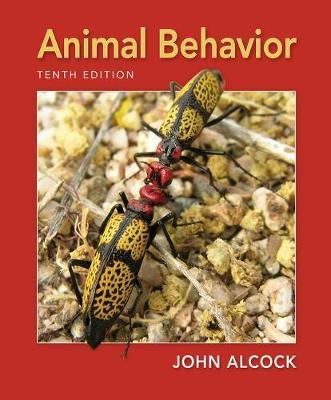 Animal Behavior: An Evolutionary Approach (Paperback)