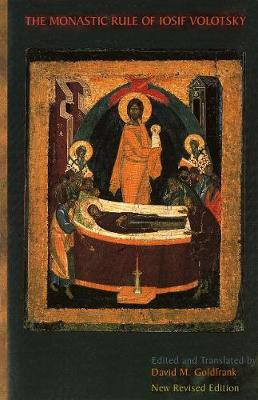 Monastic Rule of Iosif Volotsky (Paperback)