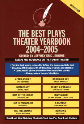 The Best Plays Theater Yearbook 2004-2005 - The Best Plays Theater Yearbook (Hardback)