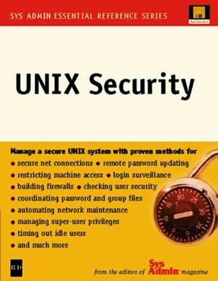 UNIX Security (Paperback)