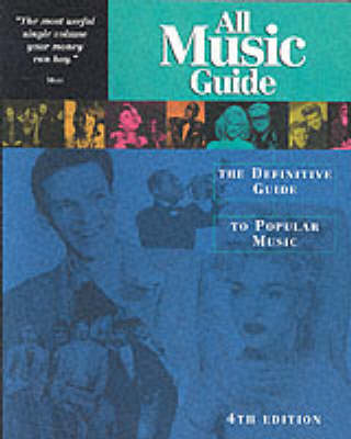 All Music Guide - 4th Edition (Paperback)