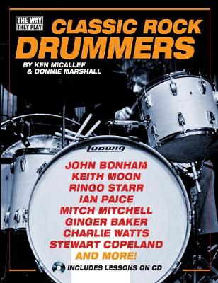 Classic Rock Drummers - The Way They Play