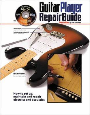 Guitar Player: Repair Guide (Paperback)