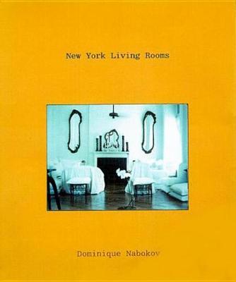 New York Living Rooms (Hardback)