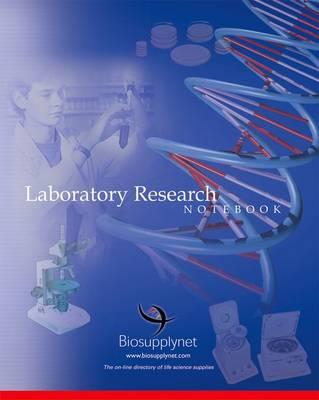 Biosupplynet Laboratory Research Notebook (Hardback)