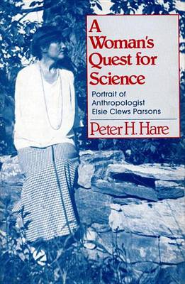 A Woman's Quest For Science, A (Hardback)