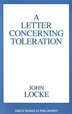 A Letter Concerning Toleration, A (Paperback)