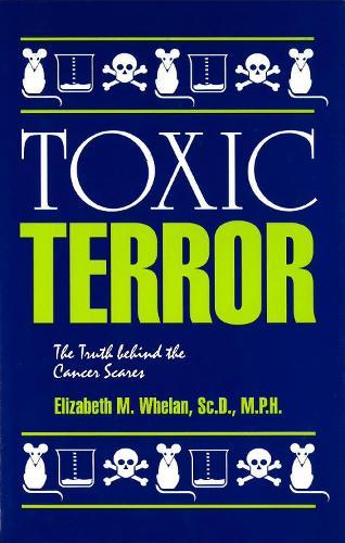 Toxic Terror (Hardback)