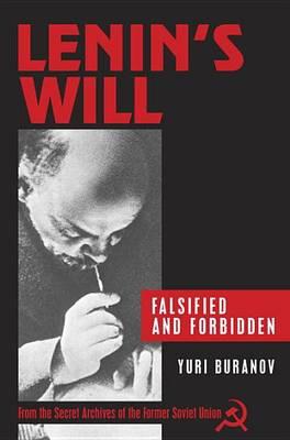 Lenin's Will (Hardback)