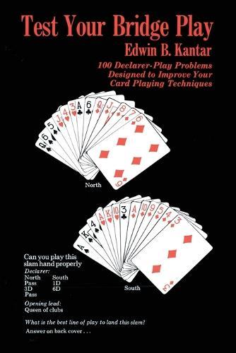 Test Your Bridge Play (Paperback)