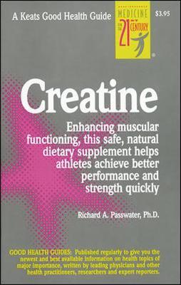 Creatine - Keats Good Health Guides (Paperback)
