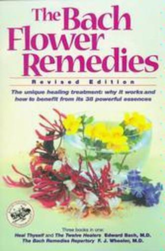 The Bach Flower Remedies (Paperback)