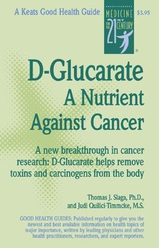 D-Glucarate (Paperback)
