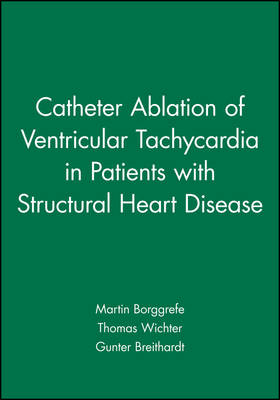 Catheter Ablation of Ventricular Tachycardia in Patients with Structural Heart Disease - Clinical Approaches To Tachyarrhythmias (Paperback)