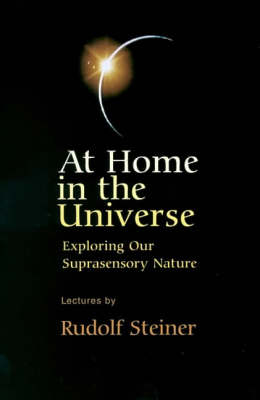 At Home in the Universe: Exploring Our Suprasensory Nature (Paperback)