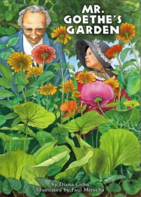Mr Goethe's Garden (Hardback)