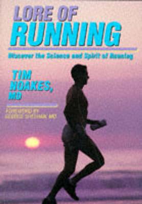 Lore of Running (Hardback)