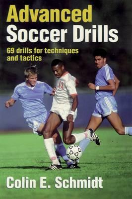 Advanced Soccer Drills (Paperback)