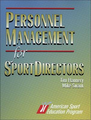 Personnel Management for Sports Directors (Paperback)