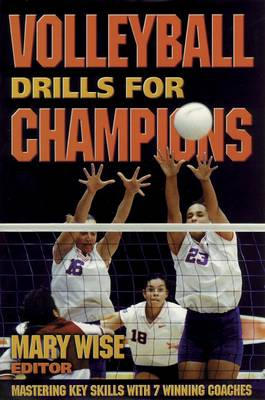 Champion Coaches Volleyball Drills (Paperback)