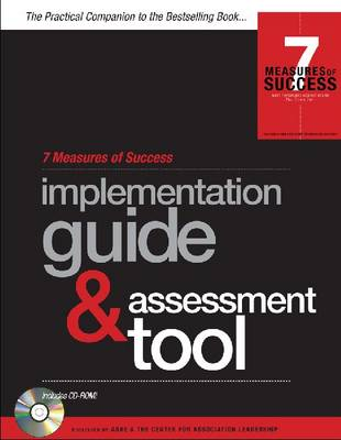 7 Measures of Success Implementation Guide and Assessment Tool (Spiral bound)