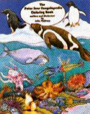Polar Seas Encyclopedia Coloring Book (Paperback)