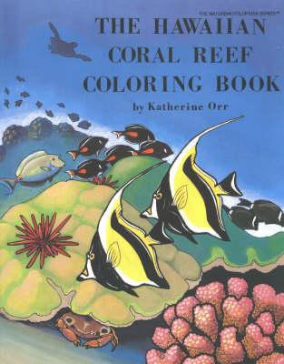Hawaiian Coral Reef Coloring Book (Paperback)