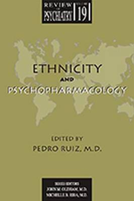 Ethnicity and Psychopharmacology (Paperback)