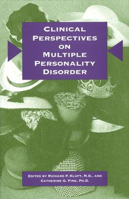 Clinical Perspectives on Multiple Personality Disorder (Hardback)