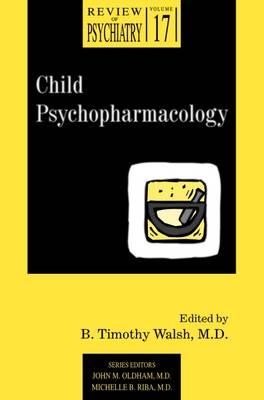 Child Psychopharmacology (Paperback)