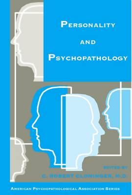 Personality and Psychopathology (Hardback)