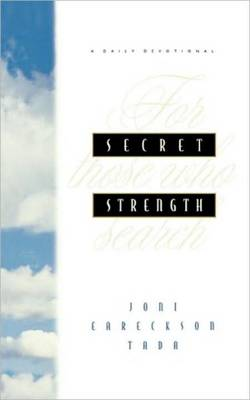 Secret Strength: For Those Who Search (Paperback)