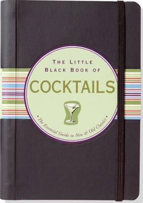 Cocktails - Little Black Book S. (Hardback)