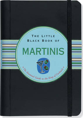 Little Black Book of Martinis (Spiral bound)