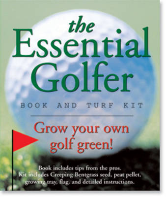 The Essential Golfer: Book and Turf Kit (Paperback)