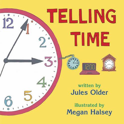 Telling Time (Paperback)