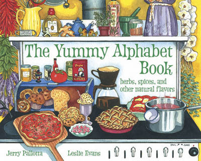 The Yummy Alphabet Book (Paperback)