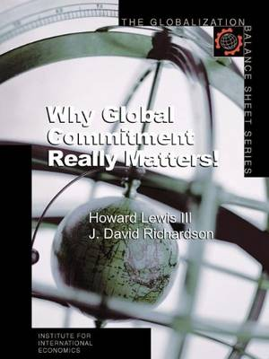 Why Global Commitment Really Matters! (Paperback)