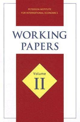 Working Papers Volume II (Paperback)