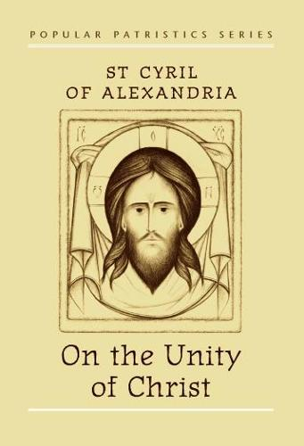 On the Unity of Christ (Paperback)