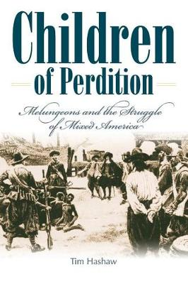 Children Of Perdition: Melungeons And The Struggle Of Mixed America (P340/Mrc) (Paperback)