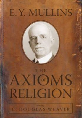 The Axioms of Religion (Paperback)