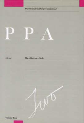 Psychoanalytic Perspectives on Art, V.2 (Hardback)