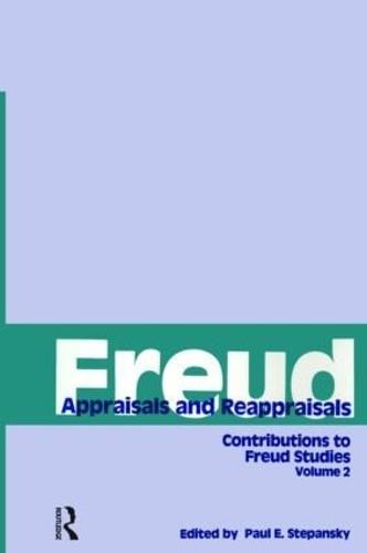 Freud, V. 2: Appraisals and Reappraisals (Hardback)