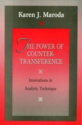 The Power of Countertransference: Innovations in Analytic Technique (Paperback)