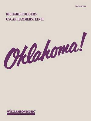 Rodgers and Hammerstain: Oklahoma! (Vocal Score) (Paperback)