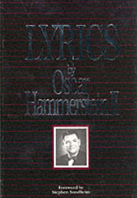 Lyrics by Oscar Hammerstein II (Paperback)