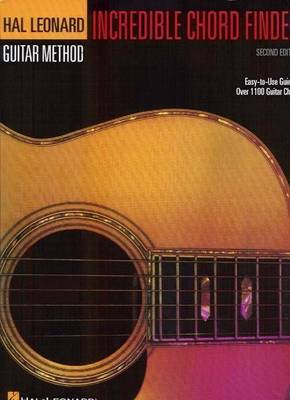 Incredible Chord Finder (Paperback)